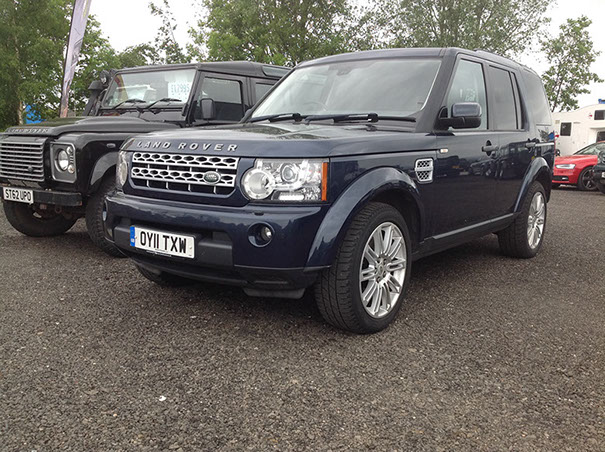 Strathearn Engineering Independent Land Rover Specialists