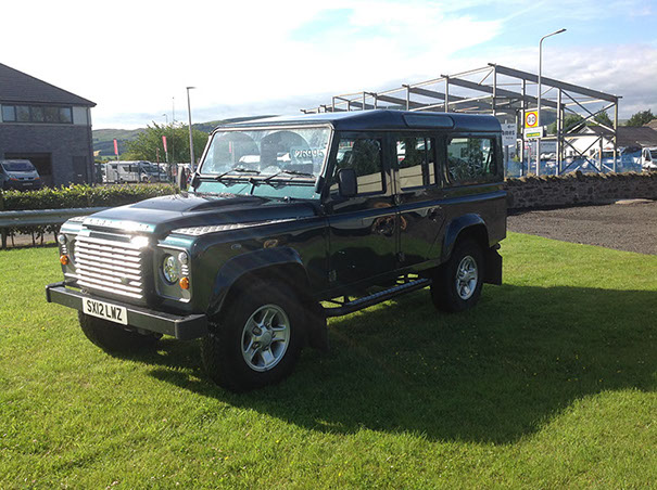 Strathearn Engineering | Independent Land Rover Specialists